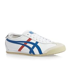 7352a8c07cf61 Onitsuka Tiger Mexico 66 Shoes - White blue