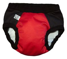 Amazon.com : Super Undies! Bedwetting Pants, The Web Slinger (Red), Size 1 (Medium) : Baby Diaper Covers : Baby