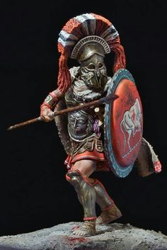 Classical Greek hoplite