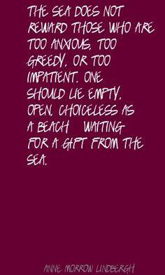 Monday Zetta Surf Sea Quote