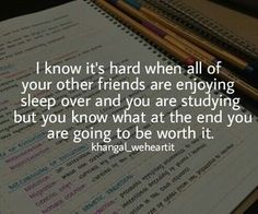 study, motivation, and quote image Exam Motivation, Study Motivation Quotes, School Motivation, Motivation Inspiration, Positive Quotes, Motivational Quotes, Inspirational Quotes, Strong Quotes, Study Hard Quotes