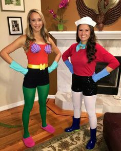 the 15 best best friend halloween costumes of all time