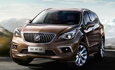 2017 Buick Envision Design Exterior Interior And Specs Engine New Car Rumors Envisioncompact Suvmid