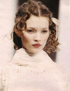 Kate Moss @ Anna Sui Spr/Sum 1992