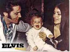 """( ☞ 2017 IN MEMORY OF ★ † ELVIS  PRESLEY ★ 40 YEARS AGO (1977 - 2017) """"Rock&roll♪pop♪rockabilly♪country ♪blues♪gospel♪rhythm&blues♪)★†♪♫♪♪Elvis Aaron Presley - Tuesday, January 08, 1935 - Tupelo, Mississippi, USA. †Died; Tuesday, August 16, 1977 (aged of 42)Resting place Graceland, Memphis, Tennessee, USA.(cardiac arrhythmia).★Priscilla Ann Wagner - Thursday, May 24, 1945 - 5' 2"""" - Brooklyn, New York City, New York, USA.★Lisa Marie Presley - Thursday, February 01, 1968 - Memphis, Tennessee…"""