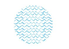 idea for a shoulder tattoo. More shading, 45 waves for mom and dad, the gratitude Symbol in the middle. Yup, I am thinking this may be the start......