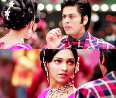 Om Shanti Om #SRK #Bollywood Haven't seen the whole thing yet but what I saw was so sweet <3