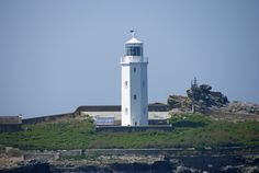 Godrevy Island lighthouse