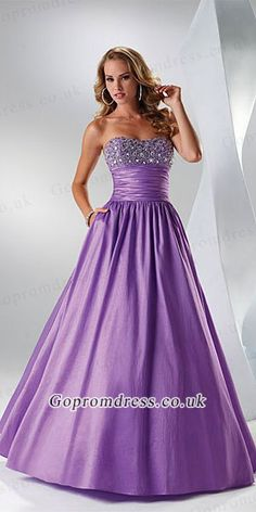 purple prom dress. I want this so bad