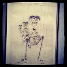 @mawi1981 - @tzandyy- #webstagram Tim Burton, Illustrations, Art, Craft Art, Illustration, Kunst