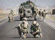 Canadian troops in Afghanistan