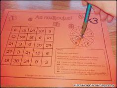 Μια τάξη...μα ποια τάξη;: Βουτιά στον πολλαπλασιασμό 5 - Τα 10 επιτραπέζια πολλαπλασιασμού 9 And 10, Periodic Table, About Me Blog, Periodic Table Chart, Periotic Table