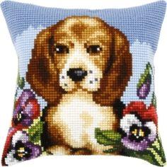 Pillow Beagle