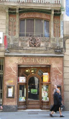 Pharmacie - Barcelone