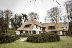 Van der Windt - Rietgedekt Landhuis