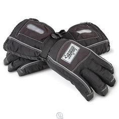 The Best Heated Gloves Ion Gear Rechargeable 12 Hours Size Small/Medium Black