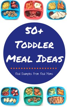 Tired of serving the same meals to your kids every day? Here are 50+ Toddler Meal Ideas from real moms to inspire you for breakfast,…