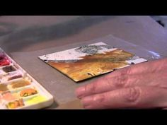 Nancy Crawford Encaustic Series: With Love and Gratitude - YouTube