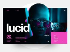 Discover recipes, home ideas, style inspiration and other ideas to try. Website Layout, Web Layout, Layout Design, Neon Design, Retro Design, Lookbook Design, Banners, Ui Design Inspiration, Branding