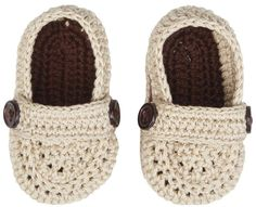 Too cute! Crochet shoes