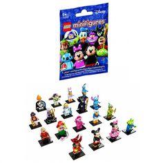LegoMinifigures The Disney Series Mystery Blind Bag Building Toy ×10 Sealed Packs #71012