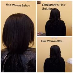 Braidless Sew In Hair Extensions ...Call for a free consultation at 407 507 3000