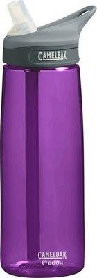 CAMELBAK EDDY Plum Purple .75L 25oz BPA Free Water Bottle 53357 Free USA Ship