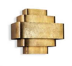 Hastings Sconce - Brass
