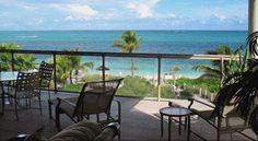 Aruba balcony view