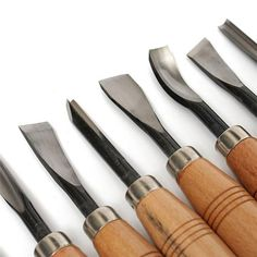 Rocks, Fossils & Minerals 10pcs Woodpecker Dry Hand Stone Carving Tools Chip Detail Chisel Set Knives Tool