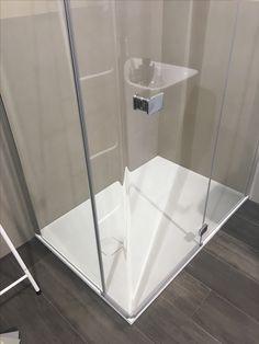 tda modello new frigo 2017, cristallo temperato 6mm h.200, anta ... - Tda Arredo Bagno