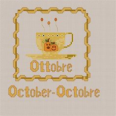 A CUP OF OCTOBER