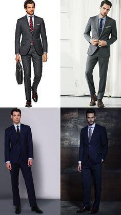 How To Dress Your Groomsmen. Robert s · Tendencias En Trajes Para Caballero 75429d597f18