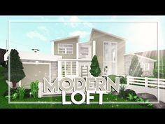 Roblox Bloxburg Blush House House Build Youtube In