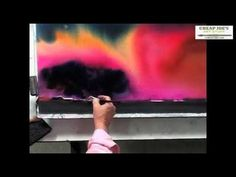 How to Paint Nature's Storms with Watercolor Artist Frank Francese - YouTube