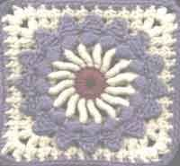 6 inch Carousel Square