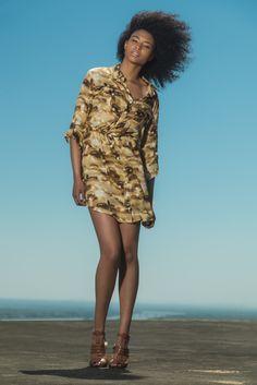 #gverri #gverristore #verão14 #chemise  #moda #fashion #estampa #fusca