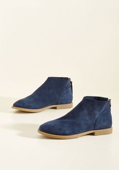 73af563ae42 Elemental Everyday Bootie in Blueberry. Statement pieces are a blast
