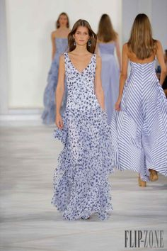 Ralph Lauren Frühjahr/Sommer 2016 - Pret-a-porter Chloe Fashion, Fashion Show, Girl Fashion, Fashion Outfits, Italian Outfits, Italian Fashion, Ralph Lauren Womens Clothing, Dress Clothes For Women, Dressed To The Nines