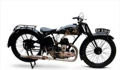 1955 Vincent 998cc motorcycle
