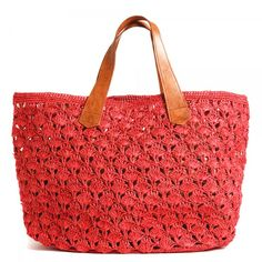 crochet shell purse