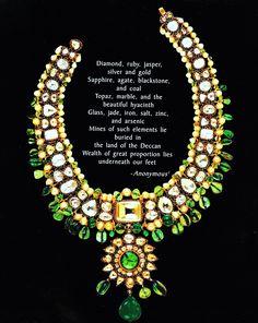 NIZAM'S PRIDE: Introduction to Nizam Jewellery | lushofgold