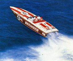 Benihana Off-Shore Power Boats Racing . Fast Boats, Cool Boats, Speed Boats, High Performance Boat, Offshore Boats, Electric Boat, Deck Boat, Boat Stuff, Fun Stuff