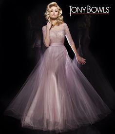 Tony Bowls dress collection
