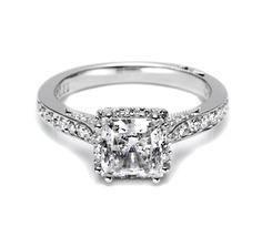 Tacori Engagement Rings, Princess Cut