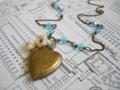 i heart this locket