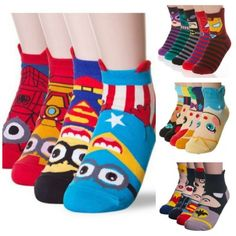 cute cartoon socks,