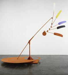 Alexander Calder, Indian Feathers, 1969.