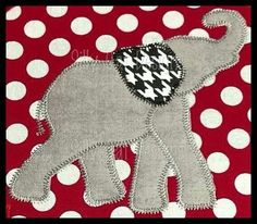 Roll Tide - cute for a nursery or kids room