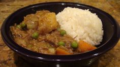 The Real Housewife of Suburbia: Japanese Curry Rice